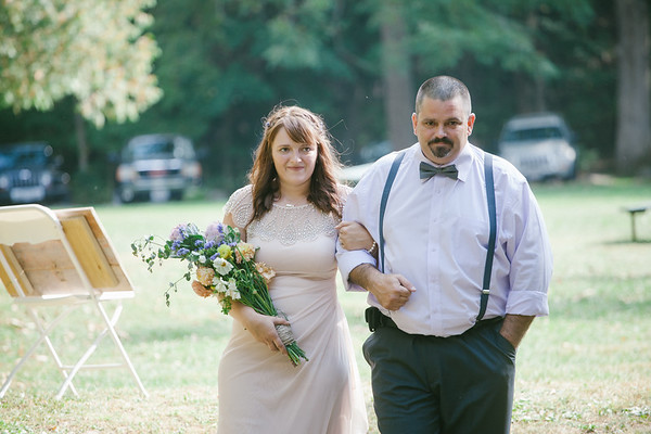 Tamsie and Casey Ceremony