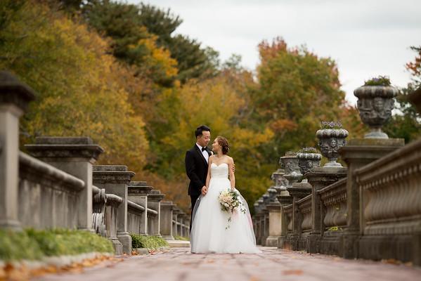 Sunna & Tim - Douglaston, NY