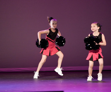 Jordan and Brooke's Dance Recital 2011