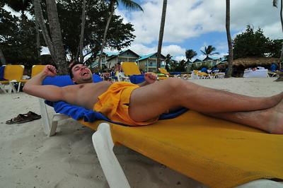 Week on a Dominican Beach Mar09