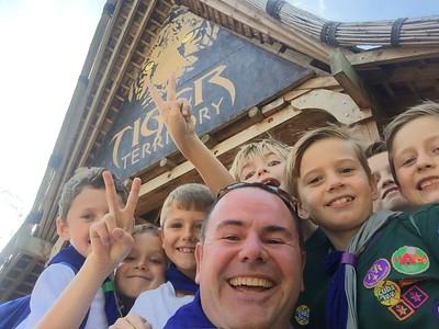 2016 - Cubs 100 - London Zoo Trip