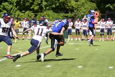 U-32 Mill River football