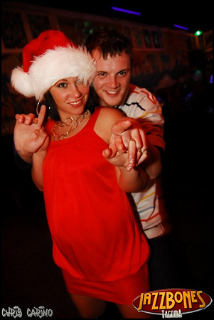 Mondays at Jazzbones 12.22 Christmas Party