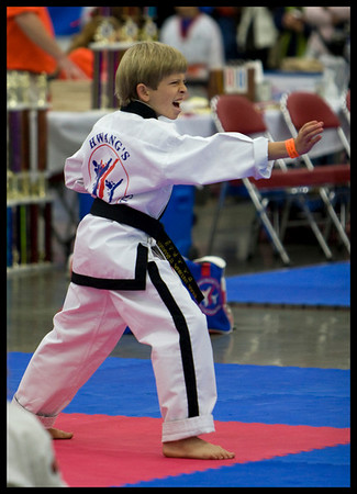 Hwangs Martial Arts Tournament October 2009
