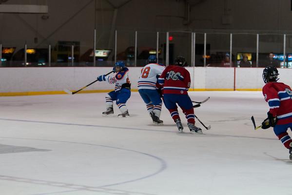 2012-12-12 Dayton Boys Varsity Hockey vs Gov Livingston #3 of 7