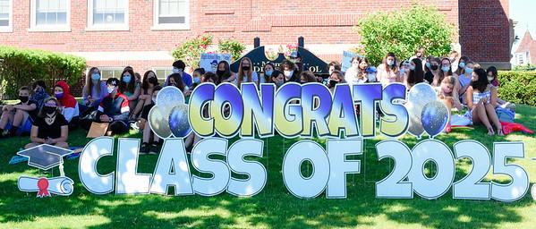 Class of 2025 8th Grade Promotion & Celebration