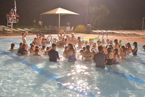 Band Camp Pool Party 08/1/2019