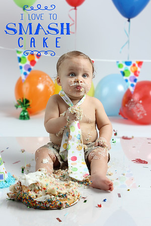 Cake Smash & Child Sessions