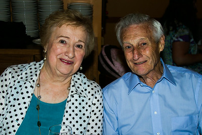 Aunt Lovey & Uncle Bill's 60th Anniversary