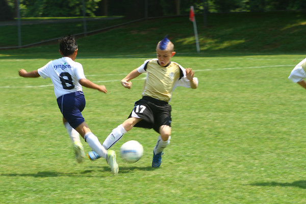 KV Eagles vs GUSA 99 Boys Patriots @ 2012 Wrangler/McDonald's Youth Soccer Tournament