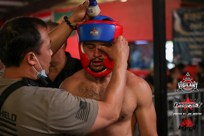 Kevin Espinosa  vs Alec Garza (W)