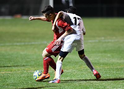 Boys Soccer: Heritage vs. Dominion 4.1.16