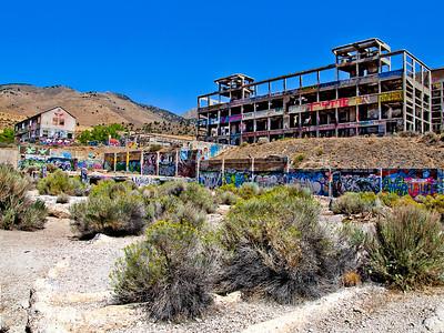 American Flat Nevada