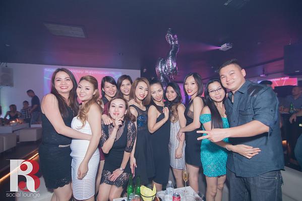 05-28-2016 R3 Social Lounge with DJ Purple Vibe