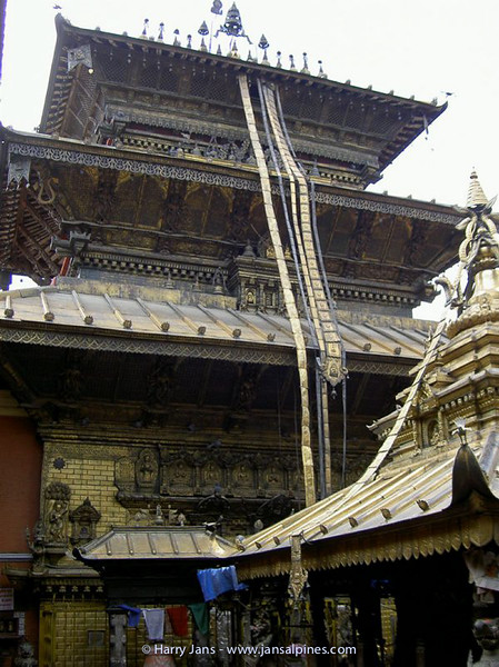Pantan , the Golden Temple