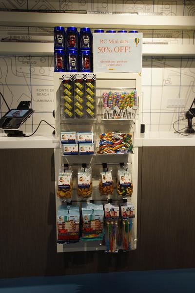 Merchandise Displays
