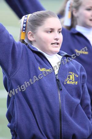 2009 10 02 Varsity Cheer vs Royal Oak