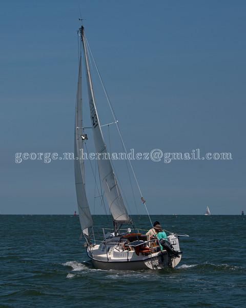 Lower Chesapeake Bay Sailing
