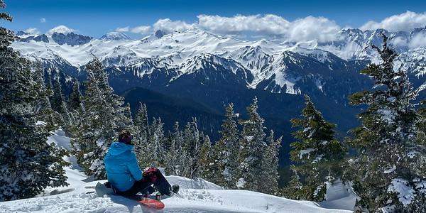70th Birthday Ski Trip Part 10- Silver Mtn, Mt Spokane, 49 Degrees North and White Pass