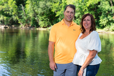 Christine & Eric - Engagement