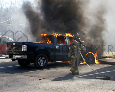 02.22.14 BV9FD Vehicle Fire