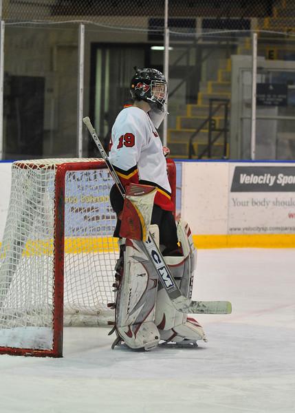 Madison vs. Roxbury Hockey 12-2-09