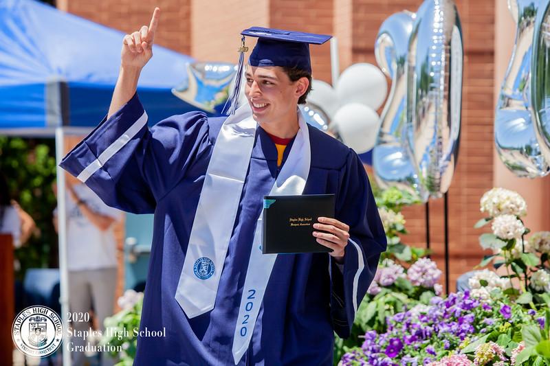 Dylan Goodman Photography - Staples High School Graduation 2020-523.jpg