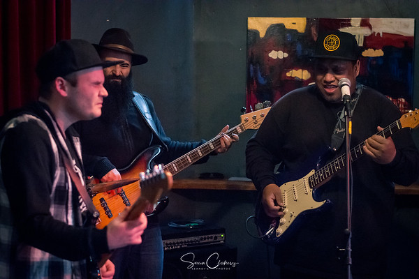 Melbourne Blues Collective @ Rainbow Hotel: Sep 23rd