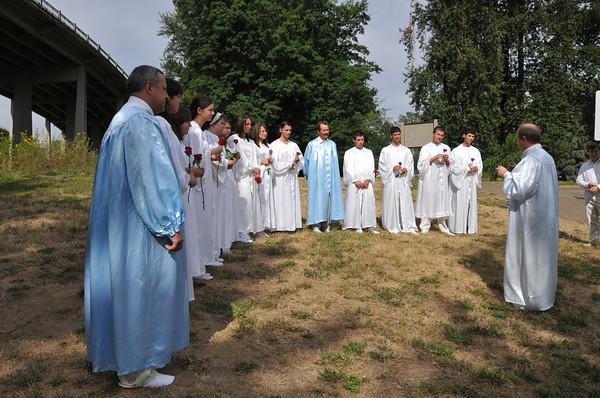 2009-08-02 Крещение