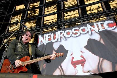Neurosonic - Family Values Tour 2007
