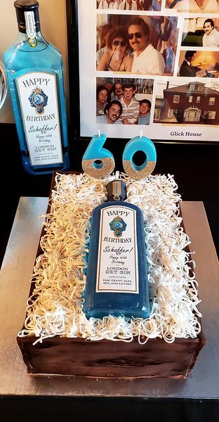 Schaffer's Surprise 60th Birthday Party