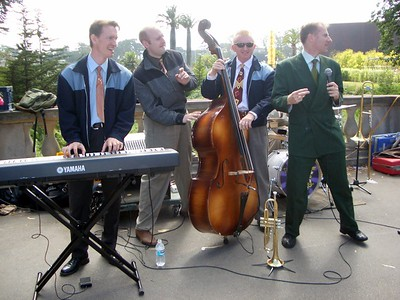 Lindy in the Park with the JIVE ACES! September 21, 2008