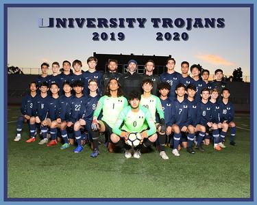 2019-2020 Boys Soccer Varsity Photos