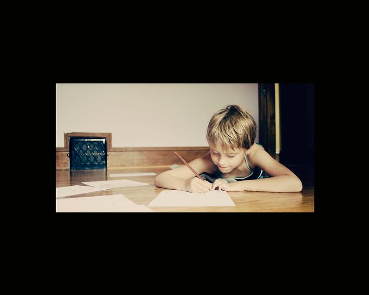 sophie writing 8x10 retro.jpg