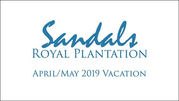 Sandals Royal Plantation