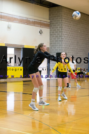 Hutch Volleyball vs Litchfield