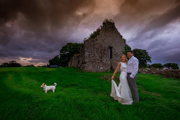 Brid & Conor Marquee Wedding