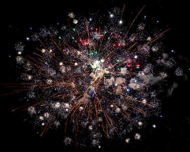 2021 Fireworks Festival