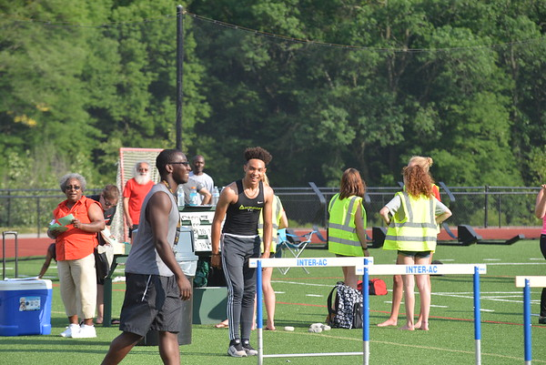 All-Comers Track Meet (June 2016)
