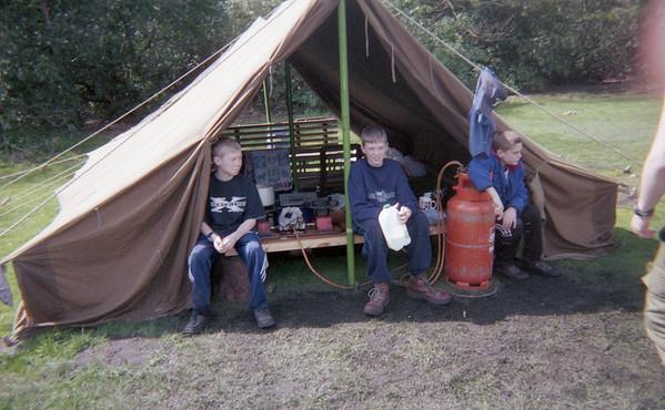 2000-04-23 Scout Camp at Barnswood