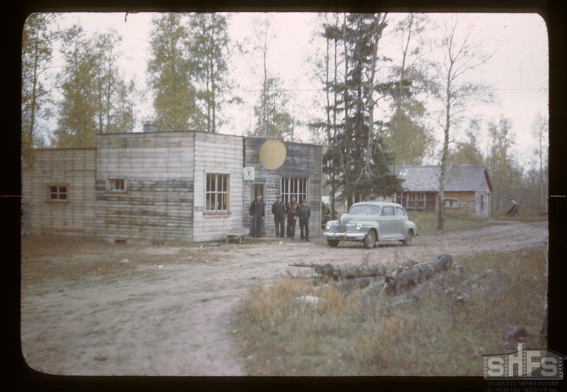 Co-op store. Algrove. 09/26/1946