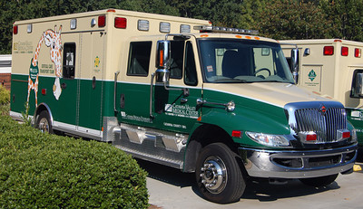 Catawba Valley Medical Center Critical Care Transport Team