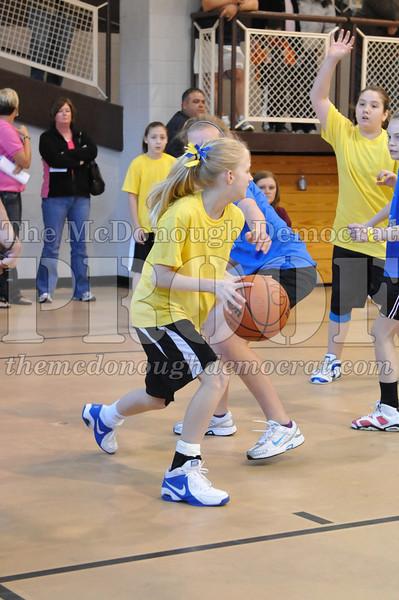 Girls 5th SE Hoopsters vs Blue LQP
