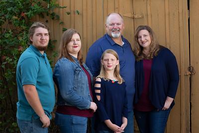 Angie Hake Family