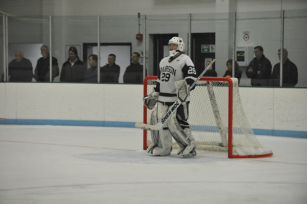 BABSON HOCKEY vs ST. MICHAELS  2.13