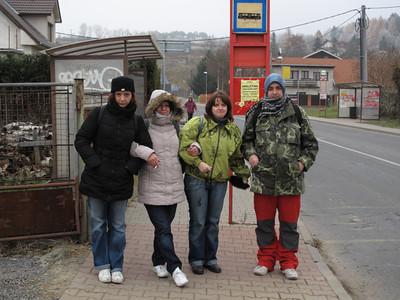 Z Psár do Borku u Prahy 2011