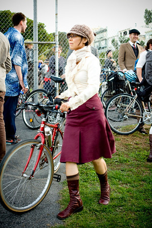 SFTweed Ride 2009