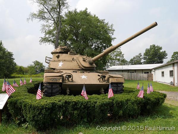 VFW Post 2284 - Edwardsburg, MI - M60
