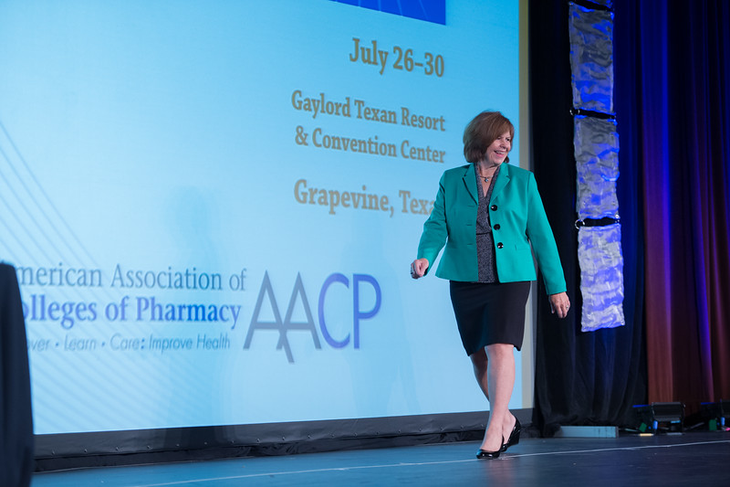 AACP American Association of Colleges of Pharmacy