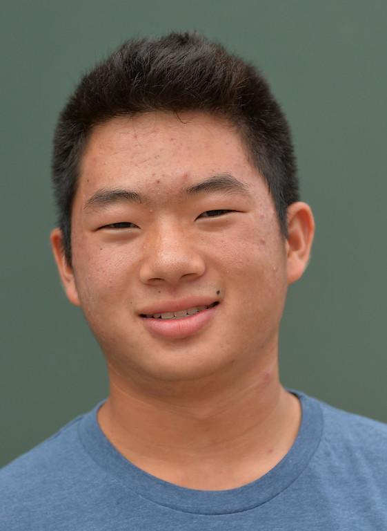 . Evan Han - Mira Costa 2013 All Area Tennis